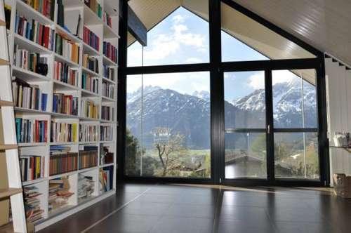Wohnerlebnis mit Blick auf die Lienzer Dolomiten