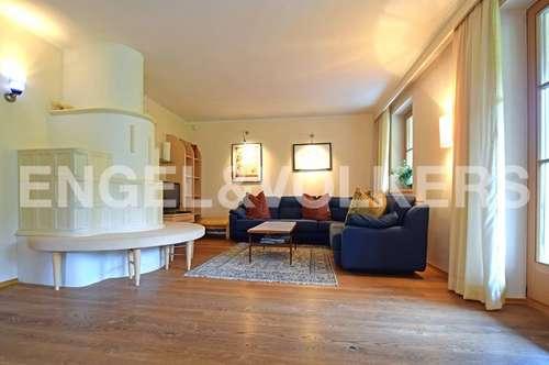 W-0265B5 Luxuriöse 6 Zimmer Wohnung im Zweitwohnsitzgebiet