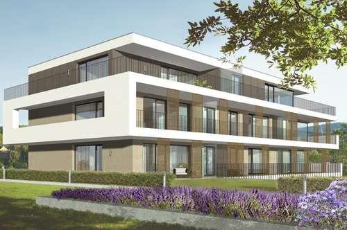 Premium-Mietwohnung mit 102 m² Wohnfläche und Eigengarten - Wohnpark Steyrdorf