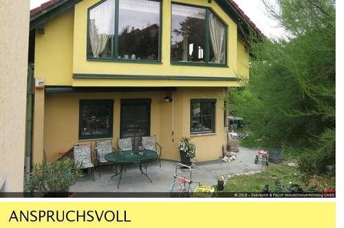 Großzügiges Haus in Mödling am Fuße des Eichkogels - romantische Lage