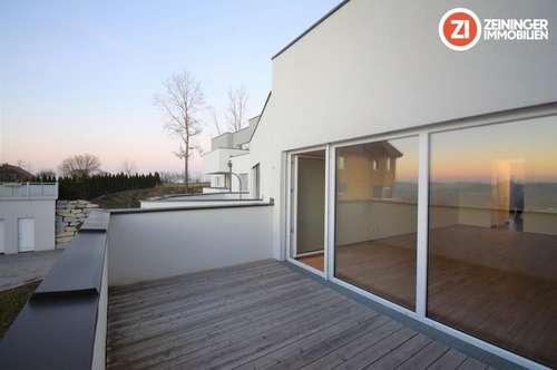 Hochwertige Neubauwohnung in Neuhofen - Aussichtslage - Erstbezug