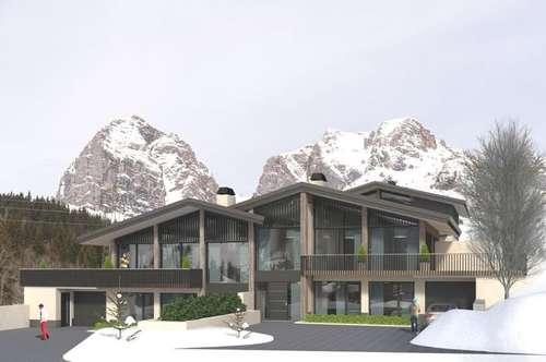 ELYSEE IMMOBILIEN - Neubauvorhaben mit 2 Luxus-Chalets in einer der besten Wohnlagen Hinterthals 