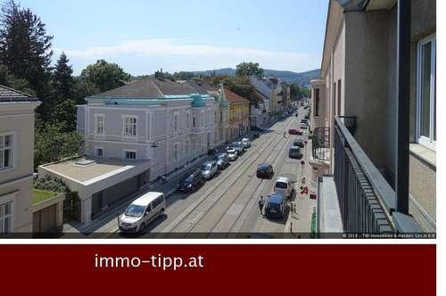 Traumhafte 3 Zimmer-Mietwohnung mit Balkon in zentraler Lage von 1130 Wien