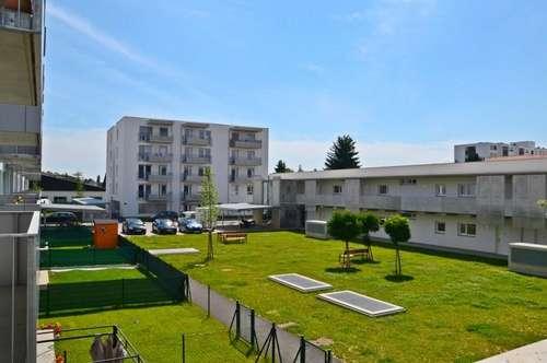 2 Zimmer mit Balkon - Süden -ULMENHOF - PROVISIONSFREI - Erstbezug - ab sofort