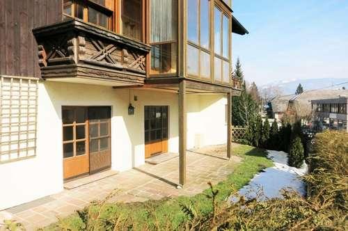 Neu renorvierte 4-Zimmer-Gartenwohnung