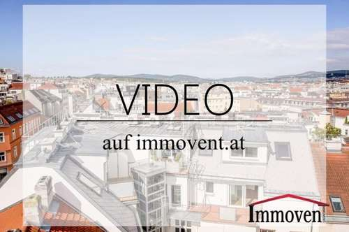 W O H N T R A U M: Moderne DG-Terrassen-Maisonette mit zauberhaftem Flair & Charakter