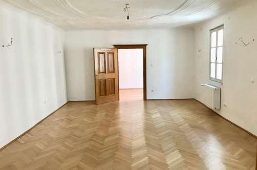 Griesgasse: Altbau mit Stuckdecke: 2 Zi/59m² - zentrale Lage - Bad+Küche neu!