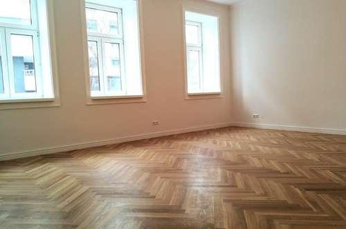 ERSTBEZUG - 4 Zimmer ALTBAU top saniert - Maisonette - 1030 Wien ------ U Bahn Nähe - LOGGIA und TERASSE - Schlafzimmer Hofseitig