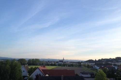 Schöne 3 Zi 75m2 Wohnung mit Balkon und Donaublick