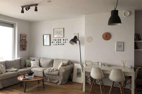 Moderne 3 Zimmer Wohnung mit Garage im Zentrum Baden