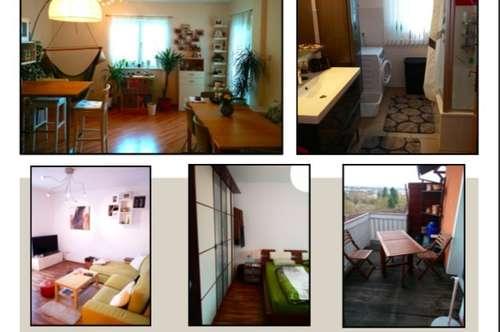75 m2 Mietwohnung mit Ausblick