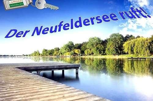 DER NEUFELDERSEE RUFT!!!