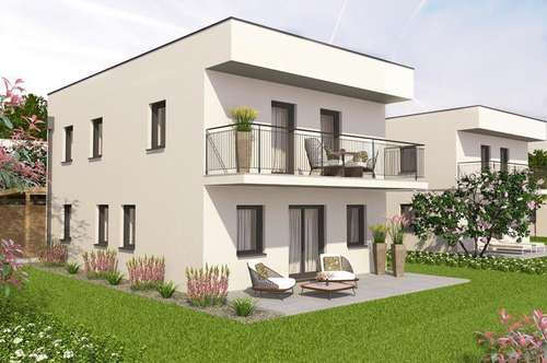 TYP B/2: Einfamilienhäuser in Seiersberg-Pirka + Wohnbauförderungsfähig tw1