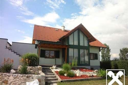 TRAUMHAUS mit DOPPELGARAGE und Wohnbauförderung in ruhiger Ortsrandlage am Neusiedlersee!