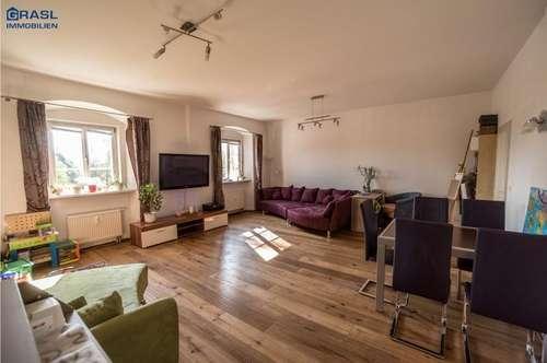 Rattenberg: Geräumige 3 Zi.-Wohnung in zentraler Lage