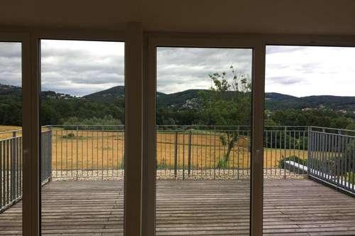 Modernes 68m² LOFT in idyllischer Lage in St. Veit mit großer Terrasse Richtung Süden!