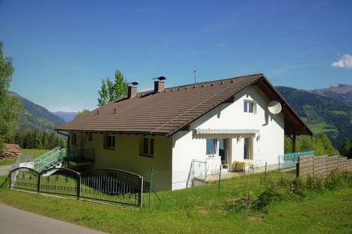 Einfamilienhaus in Kärnten, Verditz, mit Blick auf Afritzer See
