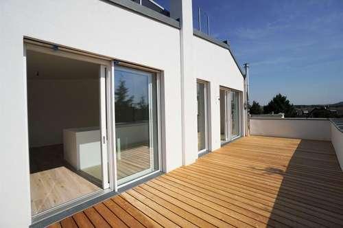 Neubauwohnprojekt – Erstbezugs-Maisonette mit großer Terrasse und Stiftsblick - Kauf in 3400
