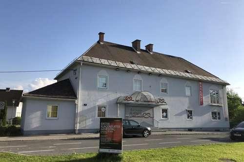 Wohn-und Geschäftshaus 9020 Klagenfurt