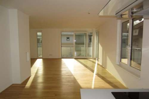 Nonntal: 4-Zimmer-Maisonettewohnung