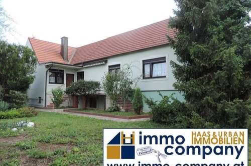 Einfamilienhaus in ruhiger Lage im Bezirk Eisenstadt Umgebung