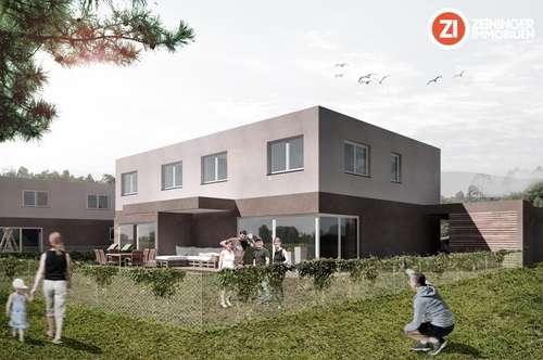 Familiengerechte Doppelhaushälfte in bester Infrastruktur - Gefördert