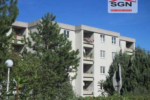 Geförderte 3 Zimmerwohnung mit Loggia in Neunkirchen