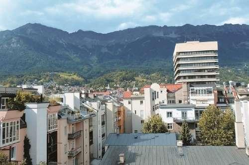 Penthouse-Maisonette im Zentrum von Innsbruck