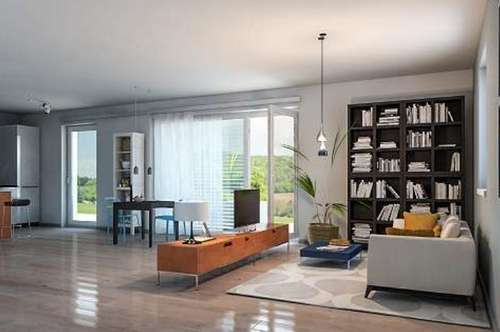 Exklusive Gartenwohnung mit 20m2 Terasse, PROVISIONSFREI