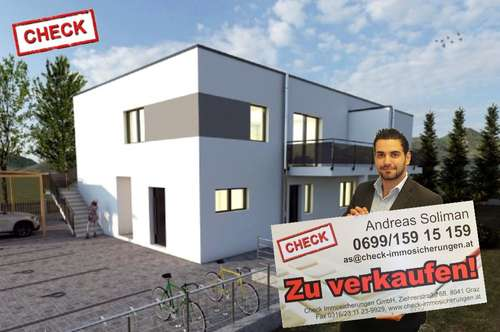 ERSTBEZUG! Neubau-Ziegelmassiv in Feldkirchen bei Graz!