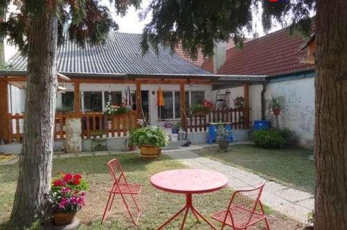 7210 Mattersburg -Zentrumsnähe nettes geräumiges 125m² Stadthaus mit herrlichen Süd-west Garten