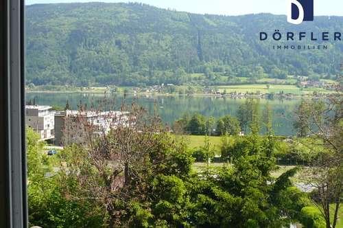Steindorf - Helle Maisonettewohnung nahe Ossiacher See