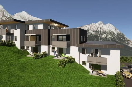 Neubau Mietwohnung am Mieminger Plateau