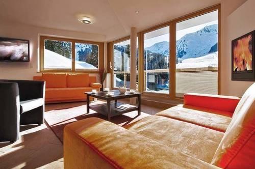 Tolle Wohnung auf 2 Ebenen direkt an der Skipiste – Nähe Hochfügen im Zillertal