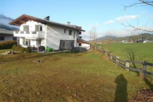 Einfamilienhaus in wunderschöner Lage mit tollen Garten und Ausblick als Erstwohnsitz oder Zweitwohnsitz - Nähe Fieberbrunn