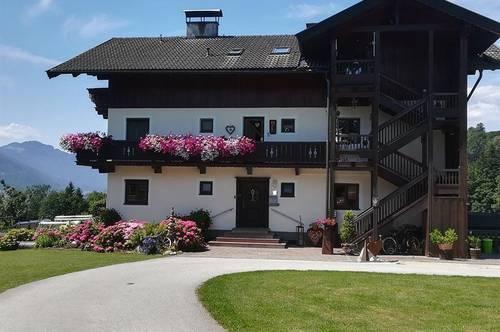 Große Erdgeschosswohnung mieten in traumhafter Lage (wie Alleinlage) als Freizeitwohnsitz/Zweitwohnsitz  - Nähe Breitenbach am Inn