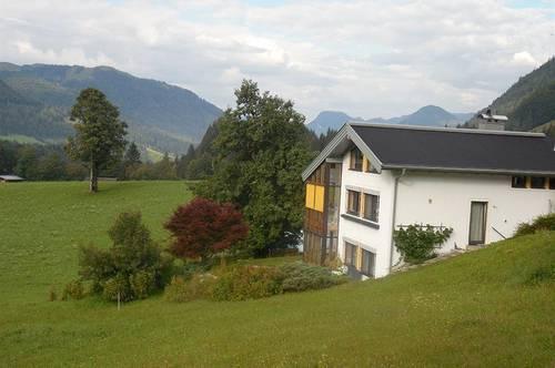 Erdgeschosswohnung in traumhafter sonniger Lage als Ferienwohnsitz/Zweitwohnsitz - Nähe Skigebiet Steinplatte Waidring