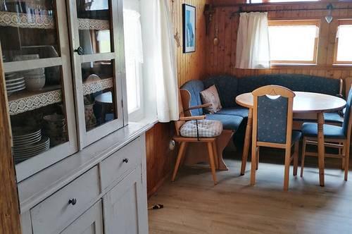 Renoviertes schönes Wochenendhaus im Hüttenstil in schöner Lage als Freizeitwohnsitz/Zweitwohnsitz – Nähe Thiersee