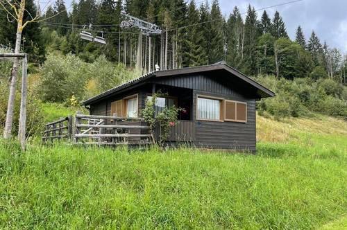 Berghütte in schöner Lage als Zweitwohnsitz direkt im Skigebiet - Flachau