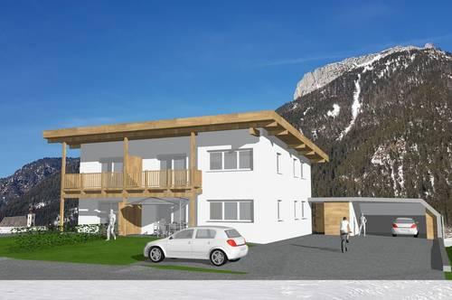 Gartenwohnung, niveauvoll, gemütlich - zum Wohlfühlen - Neubau - direkt vom Bauträger