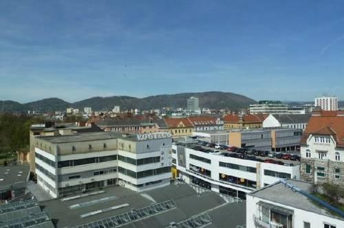 PROVISIONFREIER 3er WG-HIT mit Balkon! Moderne 3-Zimmer-Wohnung im Zentrum mit Balkon, generalsaniert