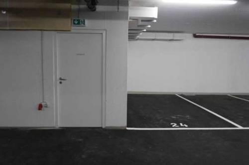 Stellplatz Parkplatz Tiefgarage Wohnanlage Laurenzgasse 1050