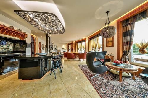 Rarität ! Einzigartiges Luxus-Penthouse, 120 m² Terrassen, wenige Gehminuten zur Altstadt