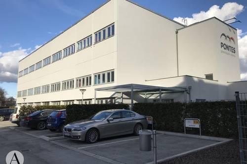 Company - große Gewerbefläche im PONTES Gewerbepark Alterlaa zu mieten