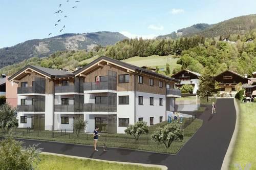 3-Zimmer-Gartenwohnung in Uttendorf zu vermieten - Erstbezug
