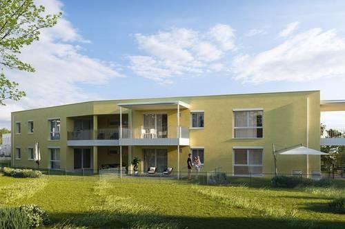 NEUBAUPROJEKT FELDKIRCHEN - LACKEN - EIGENTUM | Haus 1| TOP 2 - EG