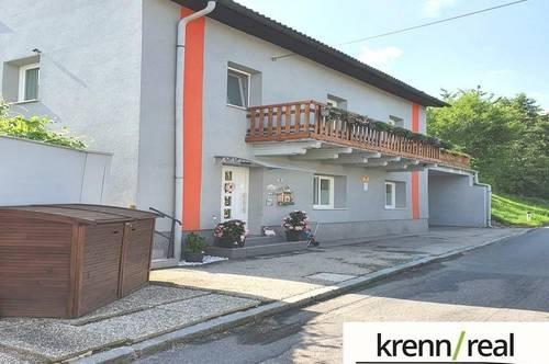 Gemütliches Einfamilienhaus mit herrlicher Terrasse