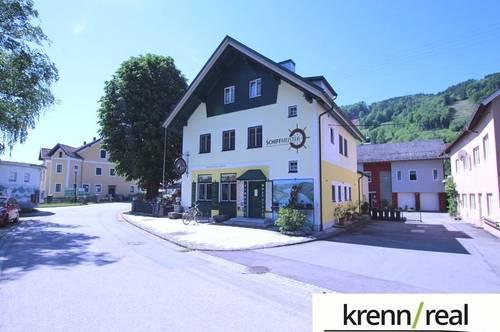 Schöner modernisierter Gasthof in Traumlage an der Donau