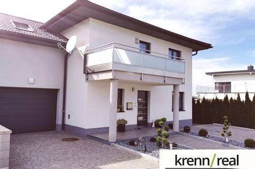 Neuwertiges Ein- oder Mehrfamilienhaus in ruhiger Wohnsiedlung