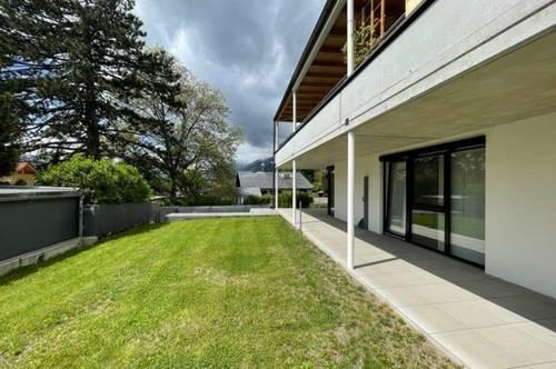Moderne 4-Zimmer Gartenwohnung, inkl. 2 TG-AP